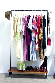 clothes storage ideas bedroom and diy closet