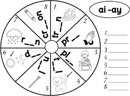 Some of the worksheets for this concept are hi there today we are going to look at the ai you, long vowel sounds ai, ai phonics practice, click here for more s, ay ai work, the chunk long vowel team, vowel digraphs work 2. Enjoy Teaching English Phonics Long A Ay Ai A E
