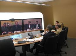 Telepresence Video Teleconferencing Gets Real