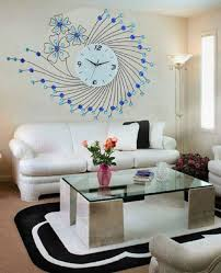 Small Picture Stunning Decorative Wall Clocks For Living Room Images Home