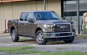2015 Ford F 150 Gas Mileage Best Among Gasoline Trucks But