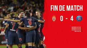 VIDEO: Monaco 0 - 4 PSG [ligue 1] Highlights 2018/19 ...