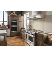 kitchenaid wall mounted wall mounted range hood with built in lighting