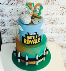 Jons Cakes On Twitter Fortnite Cake Birthdaycake Birthday