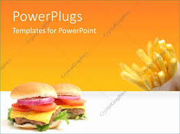 Free Food Powerpoint Templates 10003 Inspirational Photograph Of Fast Food Ppt Templates