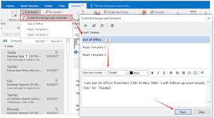 Use Email Template Outlook 2013 How To Edit An Existing Email Template In Outlook