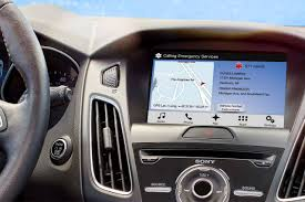 Sync 3 And Sync Smart Entertainment Vehicle Information