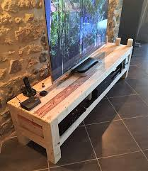 pallets as furniture. Eye Catching Ideas For Pallets TV Stands As Furniture