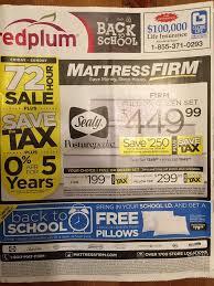 mattress firm ad. Mattress Firm Ad