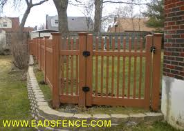 Eads Fence Co Your Super fence Store Vinyl Picket Fence Photo