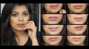 TOP 10 NUDE LIPSTICKS FOR ALL INDIAN SKINTONES YouTube