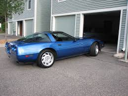 1992 Chevrolet Corvette - Information and photos - ZombieDrive