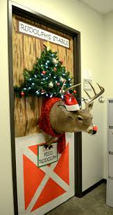 office decorations for christmas. Christmas Office Decor. Best Of Decorating Themes 6676 Fice Door Ideas Home Design Decorations For A