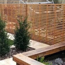 garden screen. Garden Screen Trellis Screening Outdoor Privacy