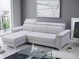 bmf vermont modern corner sofa bed