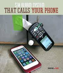 diy wireless home security systems alarm system that calls your cellphone home security systems diy home
