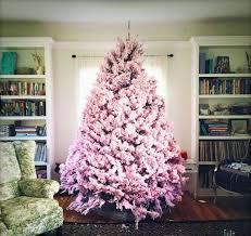 pink christmas decoration christmas tree home decorating ideas