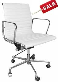 charming white office. Favorite Eames Chair Replica For Creating Cozy Interior: Management Office With Charming White I