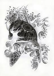 Turtlebylecciodeviantartcomon At Deviantart Celtik эскиз тату