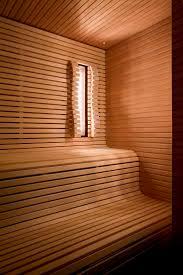 private sauna in the netherlands