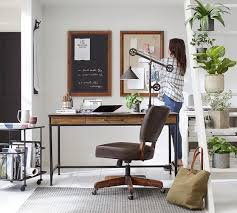 barn office designs. Home Office Design Pottery Barn Best Of Preston Metal Cart Workspace Pinterest Designs