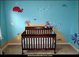 Under The Sea Baby Room Decor Custom Invitation Template Design