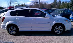 Earthy Cars Blog: EARTHY CAR OF THE WEEK: 2006 Pontiac Vibe