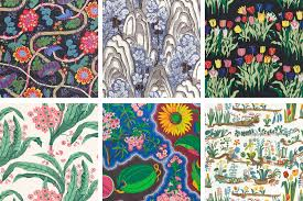 Textile Design New York Swedish Prints Nearly A Century Old But Relevant As Ever