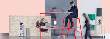 double desk office furniture. Office Too Small Doubledecker Desk Could Solve The Problem Intended Double Furniture