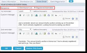 Email Reminder Trumba Help Event Announcements And Reminders