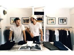 Buck Mason Size Chart Buck Mason Works Hard To Make Clothing Look Effortless