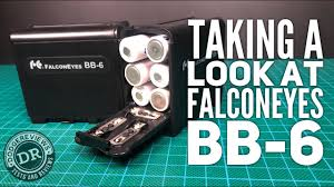 Taking a look at <b>Falconeyes</b> BB-6 6xAA NB-XXX battery alternatives ...