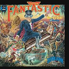 <b>Elton John</b>: <b>Captain</b> Fantastic and the Brown Dirt Cowboy