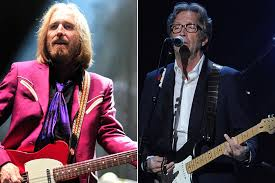 Tom Petty Eric Clapton And The Guardians Stand 1 2 3 On