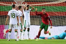 نتيجة وملخص مباراة البرتغال وايرلندا اليوم الأربعاء 1 سبتمبر 2021