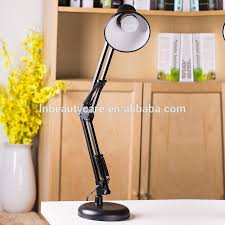 4 colors foldable led table lamp reading desk lamp for home used nail salon