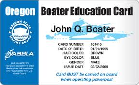 How Oregon Boating License To A Get Replacement