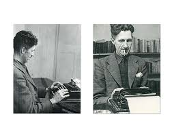 literary geniuses and their vintage typewriters poetic home george orwell