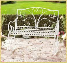 garden bench seating outdoor