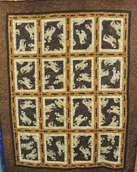 Horse Quilt Pattern Classy Wyoming Bucking Horse Quilt Pattern 48