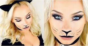 these cat makeup tutorials make the most basic costume way less boring