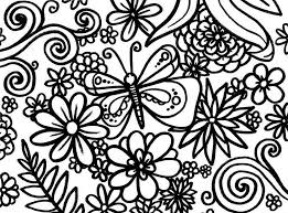 Small Picture spring coloring pages for middle school animal Pinterest Middle