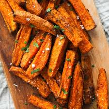 air fryer sweet potato wedges cook it