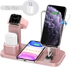 Zagg claims the mobile charging station can deliver one full charge to an. Best Charging Docks For Apple Iphone Apple Watch And Airpods In 2020 By Best Case Ever Mac O Clock Medium