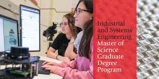 Master Of Science Degree In Industrial And Systems