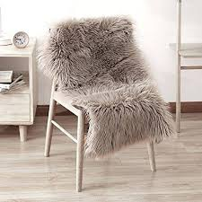 faux fur rug sheepskin rug faux fur rug fluffy chair cover seat cover gy floor mat