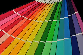 Full Color Chart Full Rainbow Of Paint Color Chart Fan Deck By Larryherfindal