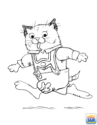 Small Picture Huckle Cat Coloring Pages Coloring Pages
