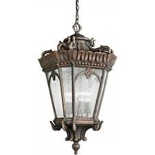 gothic lantern lighting. TOURNAI GRAND Extra Large Gothic Style Hanging Garden Lantern Lighting