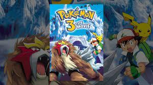 Pokémon 3: El hechizo de los Unown - YouTube